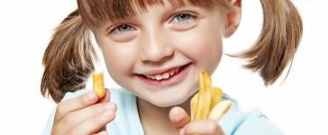 I bambini ed il cibo – seconda parte