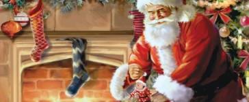 Mamma esiste davvero Babbo Natale?