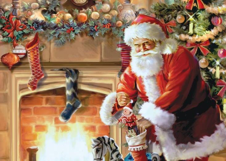 Come Dire Che Babbo Natale Non Esiste.Mamma Esiste Davvero Babbo Natale