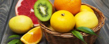 La spesa di Dicembre, tanta vitamina C