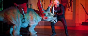 Arriva il Dinosaur Show per tutti i bambini a Milano