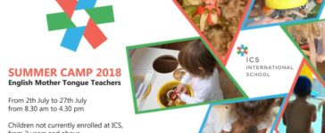 Full Immersion in inglese per il Summer Camp di ICS International School