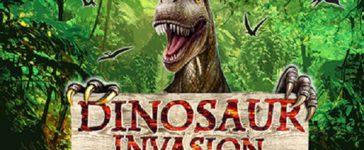 Dinosaur Invasionalla Fabbrica del Vapore