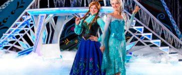 FROZEN – IL REGNO DI GHIACCIO con Disney On Ice