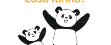 Panda e Pandino cosa fanno? – Lettura per bambini