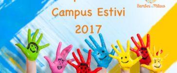 I campus estivi 2017 di Bambini a Milano