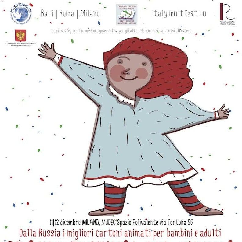 Dalla russia i migliori cartoni animati per bambini e adulti