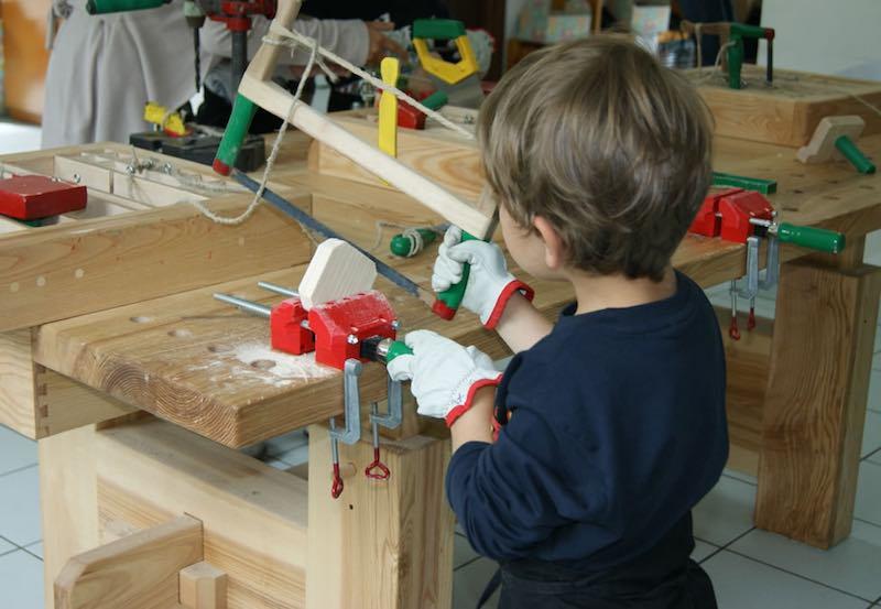 piccoli artigiani per un giorno al muba