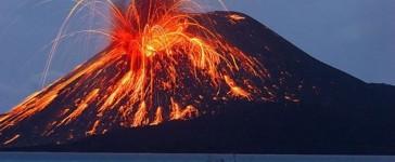 Vi piacciono i Vulcani? Esposizione prorogata al 15 Ottobre