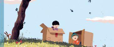 Letture per bambini – Sulla collina (4-6 anni)