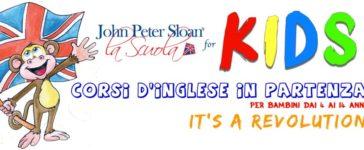 """L'inglese è il futuro!  Chi sono John Peter Sloan e """"John Peter Sloan – la Scuola ®"""""""