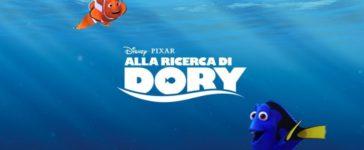 Ricordate alla ricerca di Nemo? Adesso tocca a Dory. Dal 15 Settembre al Cinema