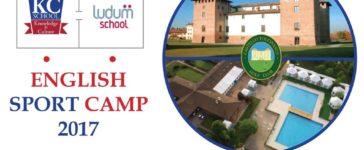 English Sports Camp organizzato da KC Ludum School