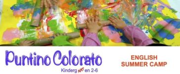Summer Camp in Inglese al Puntino Colorato!