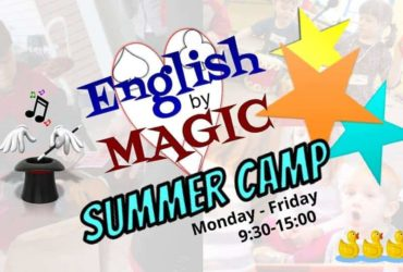 English by Magic Summer Camp – Five little ducks