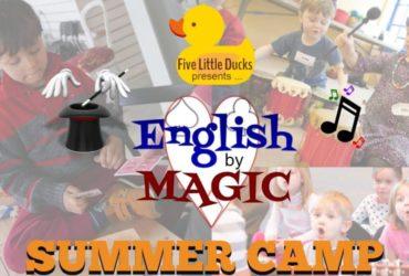 English by Magic Summer Camp – Five little ducks